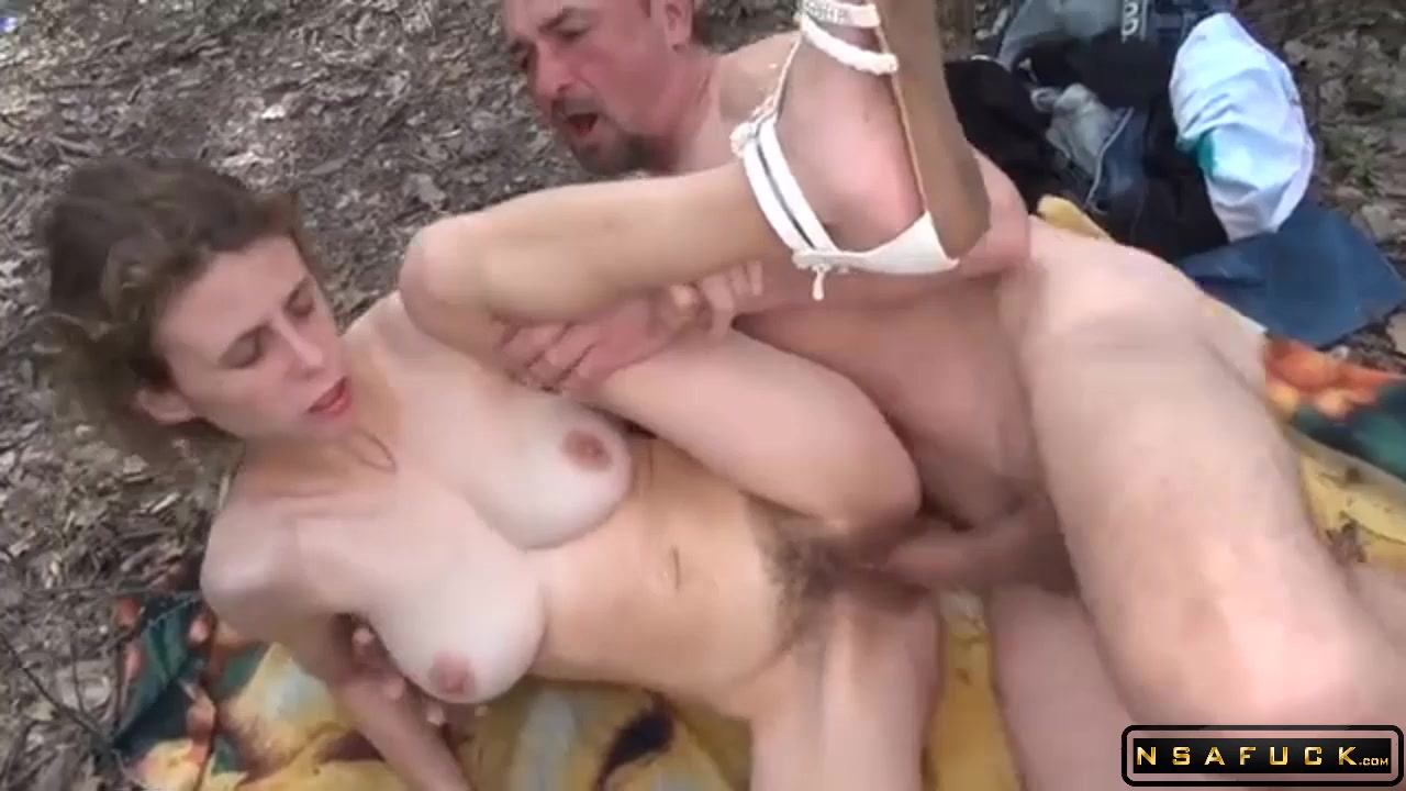 Amateurs Wife Shagged And Facialized In The Outdoors Ep2